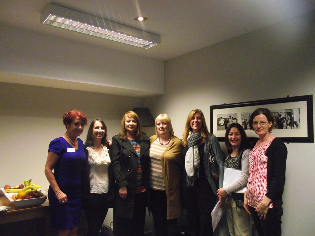 Members of OHPRG AT 2012 Conference in Aisling Hotel Dublin