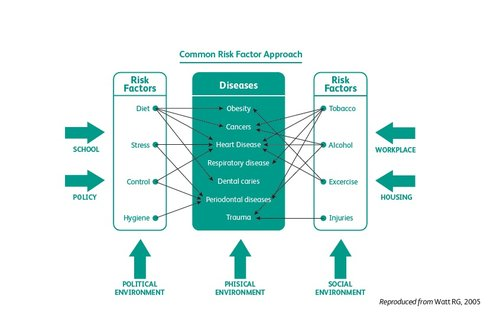 Common risk factor approach