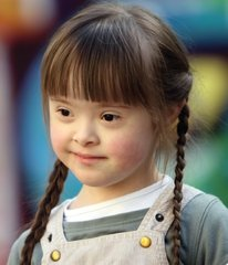 Little girl - Special Needs