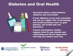 Diabetes and Oral Health Adult