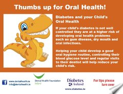 Diabetes child front page