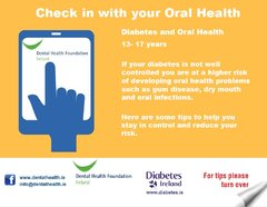 Diabetes and Oral Health Teens