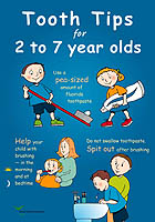 Cleaning children's teeth | Dental Health Foundation