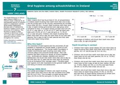 Oral Hygiene Factsheet Jan 2013