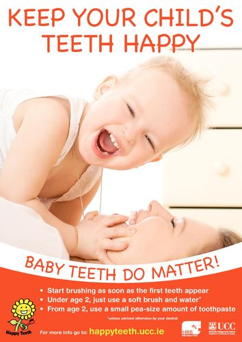 Publication cover - Happy Teeth A3 poster2