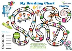 Publication cover - Brushing Chart