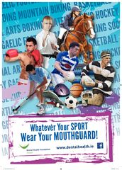 Publication cover - Mouthguard Poster