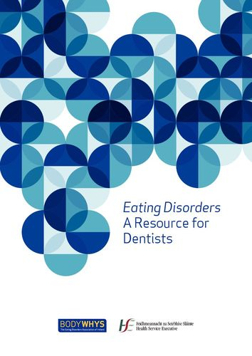 Publication cover - BW Dentist A5 Eating Disorders 2018